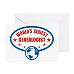 Worlds Sexiest Genealogist Birthday Card