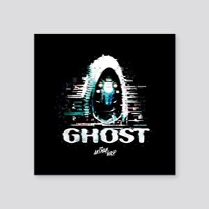"""Ant-Man & The Wasp - Ghost Square Sticker 3"""" x 3"""""""