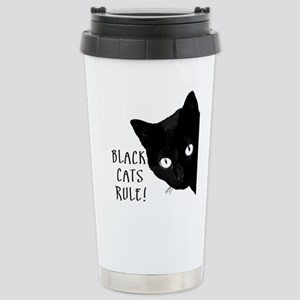 Black cats rule Mugs