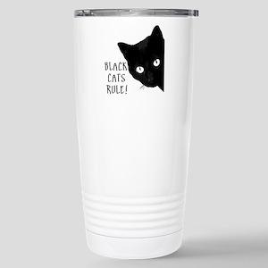 Black cats rule Mugs
