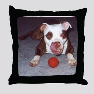 Just Fetch It Throw Pillow