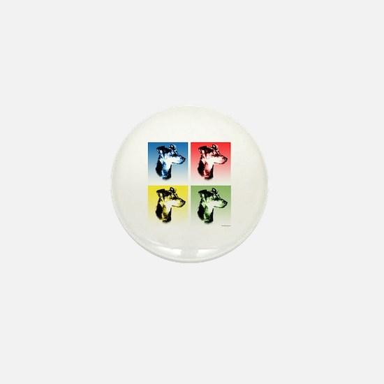 Manchester Pop Mini Button