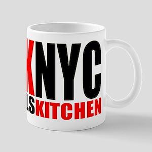 """hells kitchen shirt"" Mug"