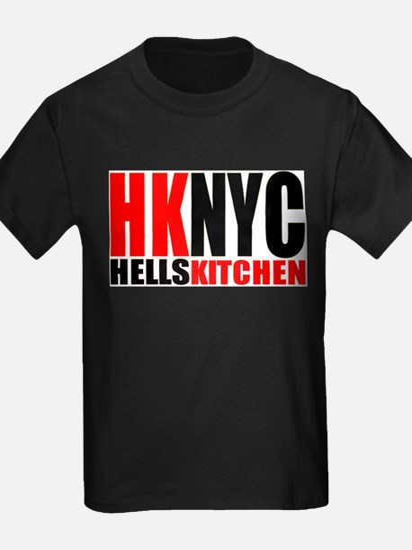 """hells kitchen shirt"" T"