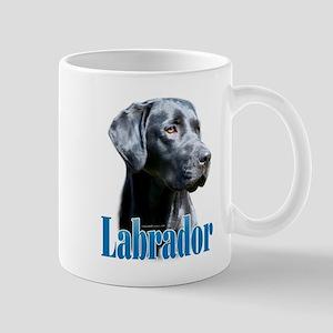 Lab(black) Name Mug