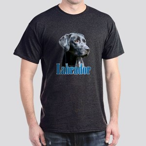 Lab(black) Name Dark T-Shirt