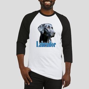 Lab(black) Name Baseball Jersey
