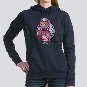 The Wasp Badge Women's Hooded Sweatshirt