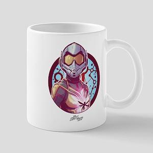 The Wasp Badge 11 oz Ceramic Mug