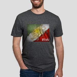 Iran Golden Lion & Sun T-Shirt