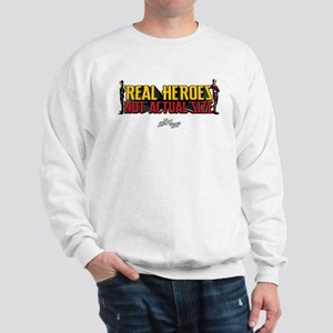 Ant-Man & The Wasp Not Actual Size Sweatshirt