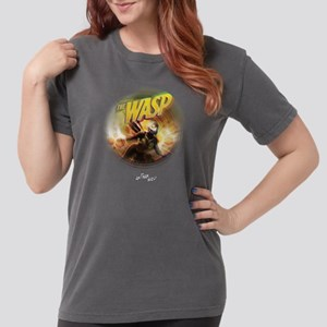 The Wasp Flying Womens Comfort Colors® Shirt