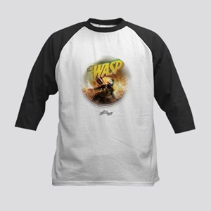 The Wasp Flying Kids Baseball Tee