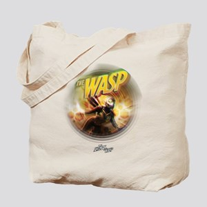 The Wasp Flying Tote Bag