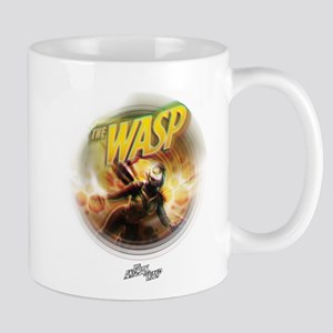 The Wasp Flying 11 oz Ceramic Mug