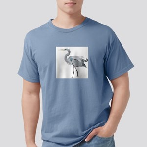 - Great Blue Heron T-Shirt