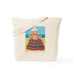 Magic Carpet Ride - Beach Tote Bag