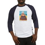 Magic Carpet Ride - Beach Baseball Jersey