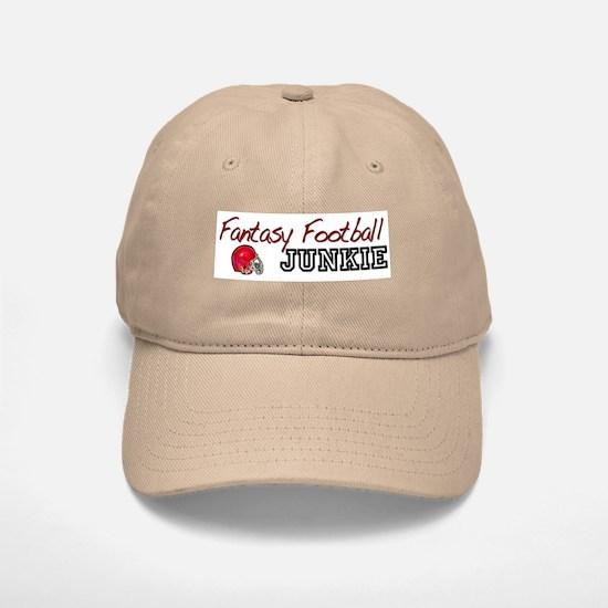 Fantasy Football Junkie Baseball Baseball Cap