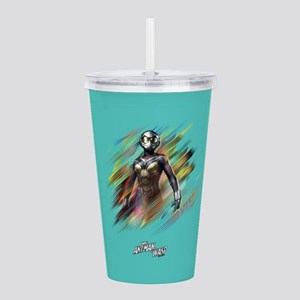 The Wasp Standing Acrylic Double-wall Tumbler