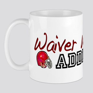 Waiver Wire Addict Mug