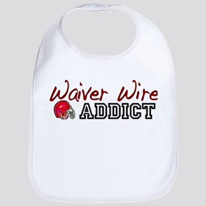 Waiver Wire Addict Bib