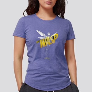 The Wasp Womens Tri-blend T-Shirt