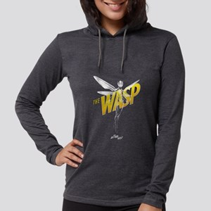 The Wasp Womens Hooded Shirt