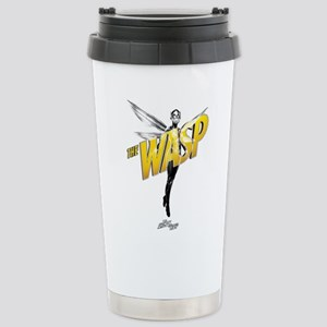 The Wasp 16 oz Stainless Steel Travel Mug