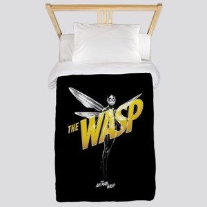 The Wasp Twin Duvet Cover
