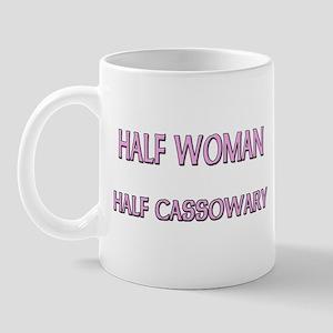 Half Woman Half Cassowary Mug