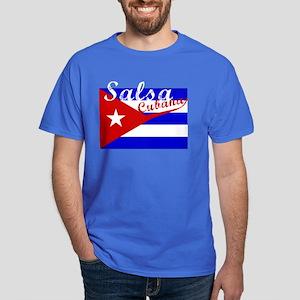 Salsa Cubana Dark T-Shirt