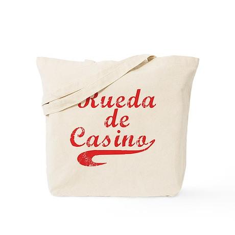 Rueda de Casino Tote Bag