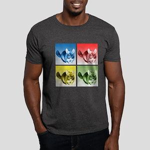 Chinchilla Pop Dark T-Shirt