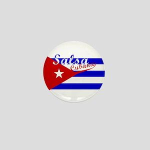 Salsa Cubana Mini Button