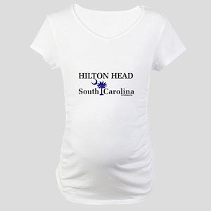 Hilton Head Island Maternity T-Shirt