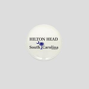 Hilton Head Island Mini Button