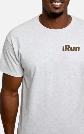 iRun, bandage (front & back) T-Shirt