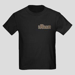 iRun, bandage Kids Dark T-Shirt