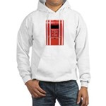 Fire Alarm Hooded Sweatshirt