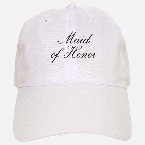 Maid of Honor Baseball Baseball Cap