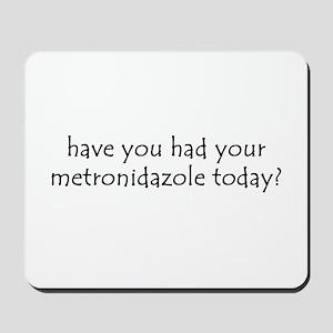 metronidazole Mousepad
