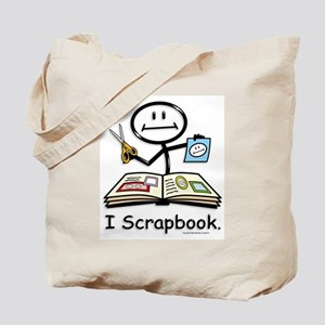 BusyBodies Scrapbooking Tote Bag