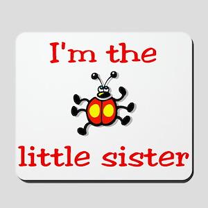 Little sister 2 Mousepad
