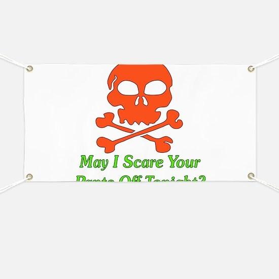 Halloween Pickup Line Banner