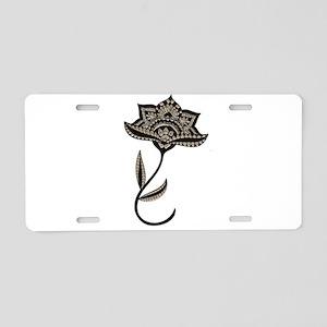 ! Aluminum License Plate