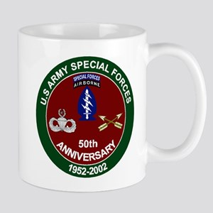 SpecFor 50th Mug