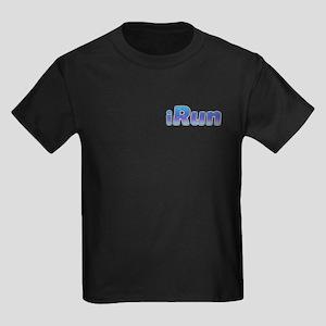 iRun, wave Kids Dark T-Shirt
