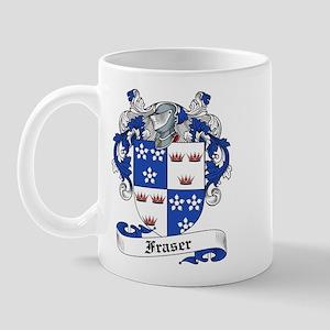 Fraser Family Crest Mug
