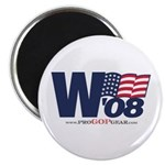 """""""W '08"""" Magnet (10 pack)"""